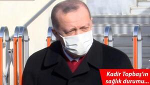 Cumhurbaşkanı Erdoğandan Cuma namazı çıkışı önemli açıklamalar