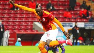 Son Dakika | Galatasarayda Diagne kadrodan çıkarıldı, Trabzonspor maçında yok