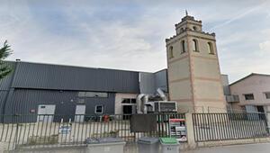 Fransa'nın doğusundaki Dijon kentinde bir camiye saldırı düzenlendi.