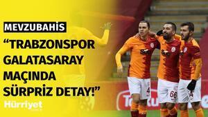 Mevzu Bahis | Trabzonspor - Galatasaray derbisinde ne olur Sürpriz 2.45lik detay...