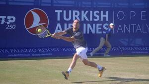 Antalya Open Tenis Turnuvası 5-13 Ocakta yapılacak
