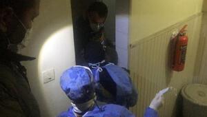 Son dakika... Otelin tuvaletinde ölü bulundu