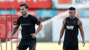 Trabzonspor karşısında Diagnenin yerine Galataasarayda kim oynayacak Falcao döndü ama...