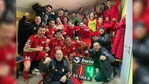 Türkgücü, SV Meppeni 4ledi