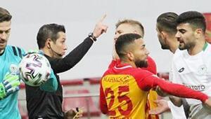 Kayserispor, Lennona gösterilen kırmızı kartın iptal edilmesini istiyor Rafael örneği...