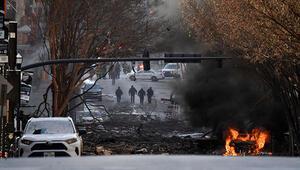ABDde şiddetli patlama
