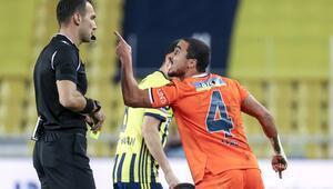 Tahir Kum: Müsabakanın Rafael'in atıldığı 71. dakikadan itibaren oynanması gerekir