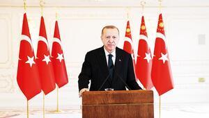 Cumhurbaşkanı Erdoğan: Türkiye en gözde ülkelerden biri oldu
