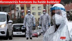 Ankarada filyasyon ekiplerini şaşkına çeviren olay Koronavirüs hastası halay başında...