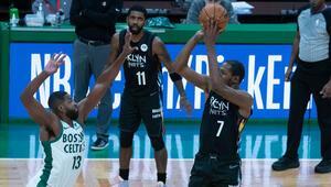 NBAde gecenin sonuçları | Beooklyn Nets, Boston Celticsi Durant ve Irving ile geçti