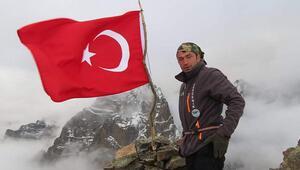 Dağların oğlu yakalandı Sanırım Türkiyede bu cezayı yiyen tek kişi benim