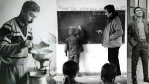 Buz gibi sınıfta montla öğretmenlik yaptı, tüplü ocakta yemek pişirdi: O şimdi Türk sinemasının yaşayan efsanesi