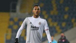 Son Dakika | Beşiktaştan Josef de Souza için sakatlık açıklaması
