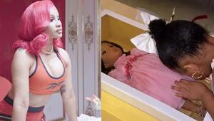 Cardi Bden kızına 1000 dolarlık oyuncak bebek