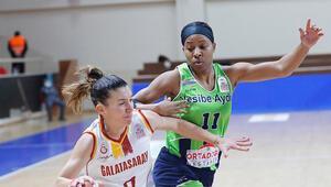 Galatasaray 85-56 Nesibe Aydın