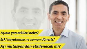 Uğur Şahinden Türkiye müjdesi Üretim alanı açmayı planlıyoruz