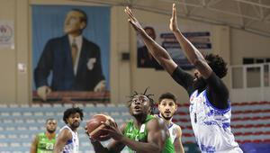 Büyükçekmece Basketbol: 66 - Lokman Hekim Fethiye Belediyespor: 59