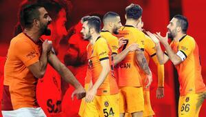 Trabzonspor-Galatasaray maçında Arda Turan tarihe geçti Tam 11 yıl sonra bir ilk...