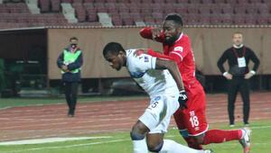 Aydeniz Et Balıkesirspor: 0 - Adana Demirspor: 1