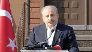 TBMM Başkanı Şentop: Parti kapatma yargının işi