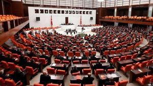 Kritik düzenleme Mecliste kabul edildi TBMM tatile girdi