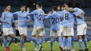 Manchester City, İlkay Gündoğanın gol attığı maçta kazandı