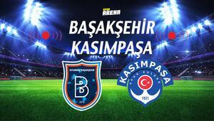 Medipol Başakşehir Kasımpaşa maçı ne zaman saat kaçta ve hangi kanalda Maçın istatistik bilgileri