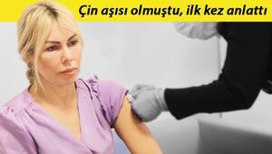 Rektör Özlenen Özkan: Çin aşısı oldum, antikor tavan