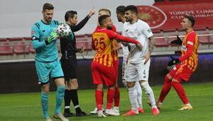 Rafael kararı sonrası başvuru yapılmıştı PFDKdan Lennon kararı...