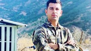Uzman Çavuş Mehmet Onur Özbent Hakkaride  şehit oldu