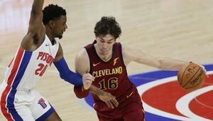 NBAde Gecenin Sonuçları | Cedi Osman  22 sayıyla yıldızlaştı, Cavaliers kazandı
