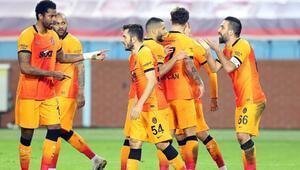 Galatasarayın deplasman performansı dikkati çekiyor