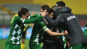 Bursasporlu gençlerin önceliği kulübe para kazandırmak Avrupa...