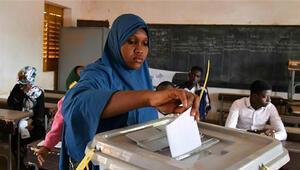 Nijerde seçim başladı