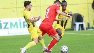 Menemenspor 0 - 0 Ankara Keçiörengücü