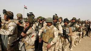 Irak güvenlik güçleri, 4 PKKlıyı tutukladı.
