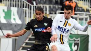 Denizlispor 1-2 Ankaragücü (Maç golleri ve özeti)