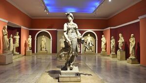 Antalyadaki müzelerde güvenlik sıkıntısı