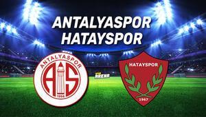 Antalyaspor Hatayspor maçı saat kaçta 44 yıl sonra iki ekip karşı karşıya..