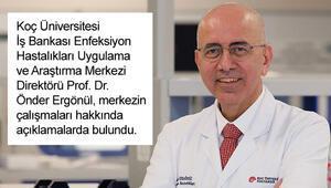 Türkiye'de bu ölçekte ilk ve tek olan, dünya standartlarındaki merkezde enfeksiyon hastalıkları araştırılacak