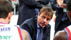 Anadolu Efesin konuğu Real Madrid Euroleaguede 17. maç haftası...