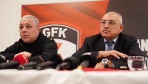 Gaziantep FK Başkanı Büyükekşi açıkladı Sumudica ile masaya oturacağız...