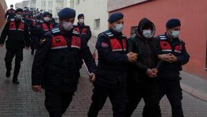 Kayseri'de DEAŞ operasyonu; 7 Suriyeli gözaltında
