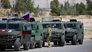 Rusyadan Suriyenin kuzeydoğusuna askeri yığınak