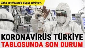 3 Ocak koronavirüs (Covid 19) tablosunda son durum | Türkiye günlük corona virüs vaka, iyileşen, ölüm ve hasta sayıları