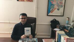 Vanın kent tarihine ve sosyolojisine katkı sunan kitap yayımlandı