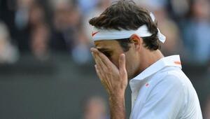 Roger Federer hayranlarına kötü haber Kariyerinde ilk kez...