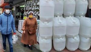 Kocaelide 48 saatlik su kesintisi Vatandaşlar önlemlerini aldı