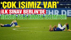 Schalke 29 maçlık hüsranını Berlin deplasmanında bitirmeye çalışacak