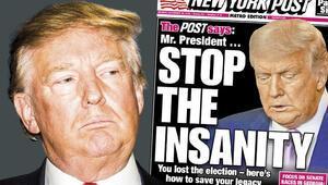 New York Posttan ABD gündemine damga vuran manşet
